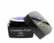Diamond Nails  Competition Purple Zselé 50g