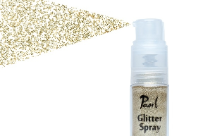 Pearl Glitter spray 9g 04 Pale gold