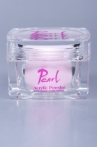 Pearl Professional Nail System Acrylic Powder Light Pink 17g